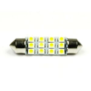 Interlook LED auto žárovka LED C5W 12 SMD 1210 39mm